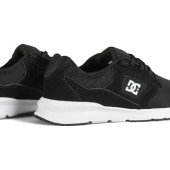 DC Skyline Shoes - Black/White