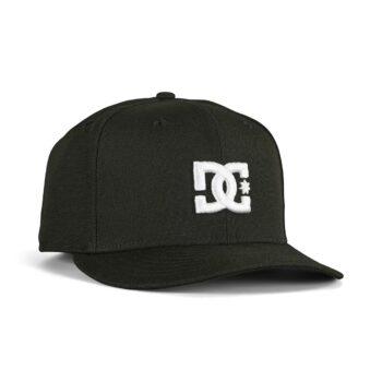 DC Empire Fielder Snapback Cap - Black