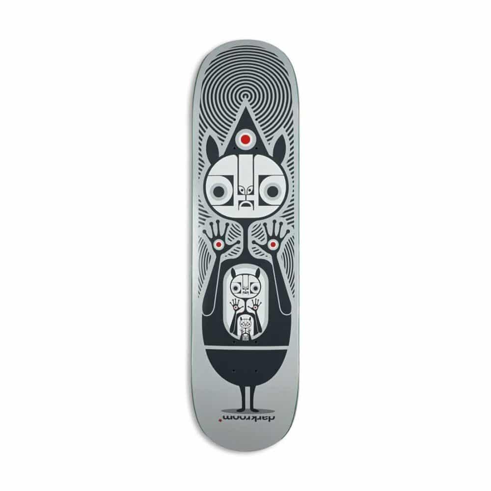 """Darkroom Transmission 8"""" Skateboard Deck"""