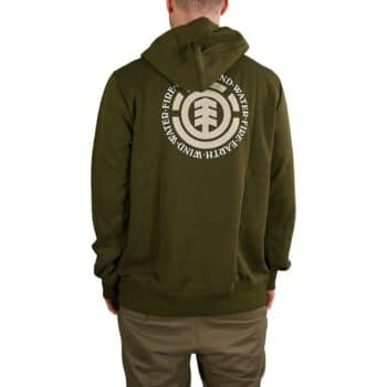 Element Seal BP Pullover Hoodie - Army