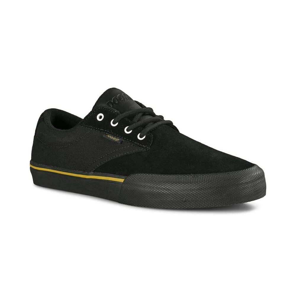 Etnies Jameson Vulc x Doomed BMX Shoes - Black