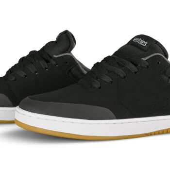 Etnies Marana Skate Shoes - Black/Charcoal