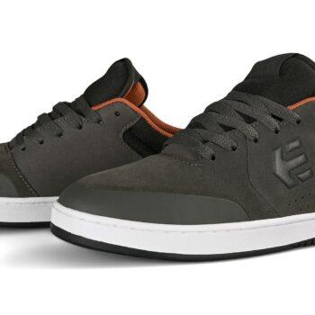 Etnies Marana Skate Shoes - Dark Grey/Grey