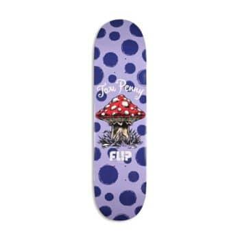 """Flip Tom Penny Dots Reboot 8.13"""" Skateboard Deck"""