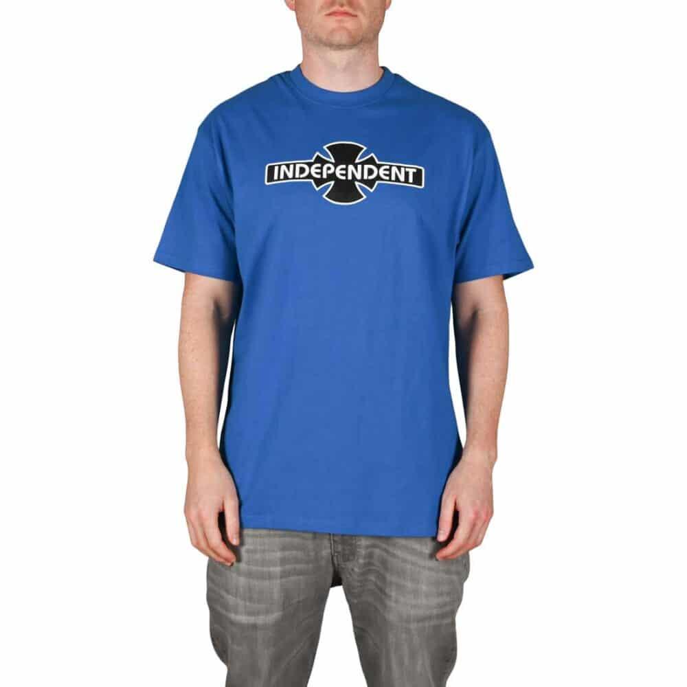 Independent O.G.B.C S/S T-Shirt - Royal