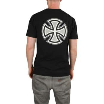 Independent Rebar Cross S/S T-Shirt - Black