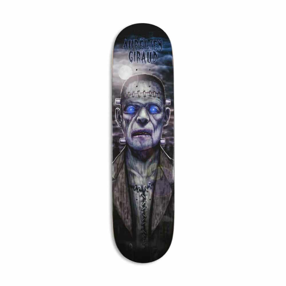 """Plan B Aurelien Giraud Frankenstein 8"""" Skateboard Deck"""