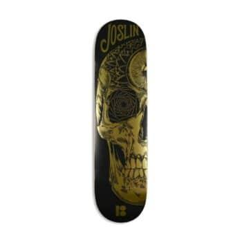 "Plan B Chris Joslin Palehorse Skull 8"" Skateboard Deck"
