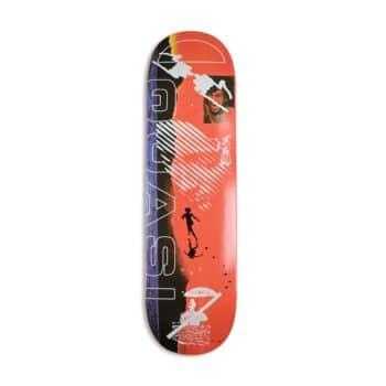 """Quasi A/B 8.625"""" Skateboard Deck"""