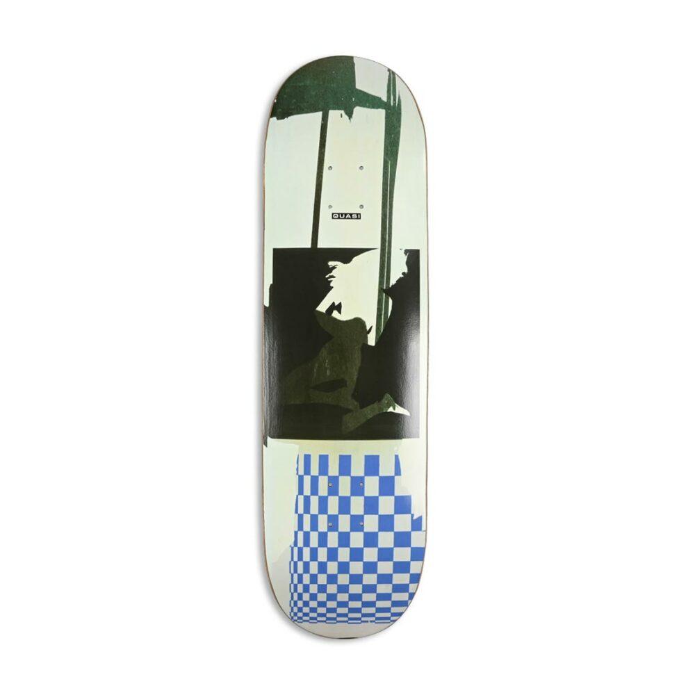 """Quasi Alice 8.75"""" Skateboard Deck"""