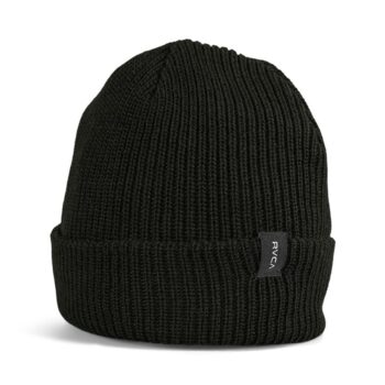 RVCA Dayshift Beanie Hat - Black