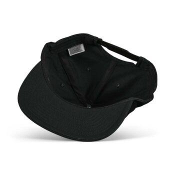 Vans Full Patch Snapback Hat - Black