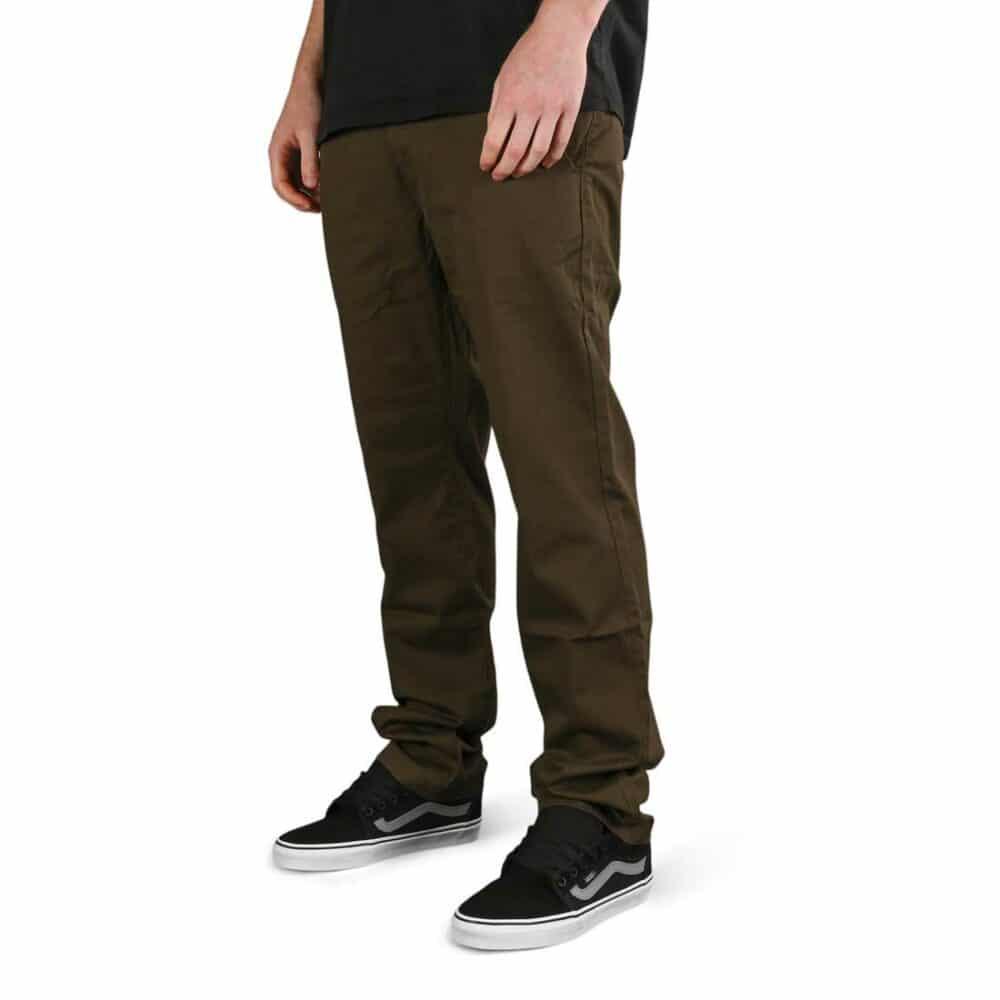 Volcom Frickin Modern Stretch Pants - Wren