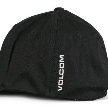 Volcom Full Stone XFit Flexfit Cap - Black