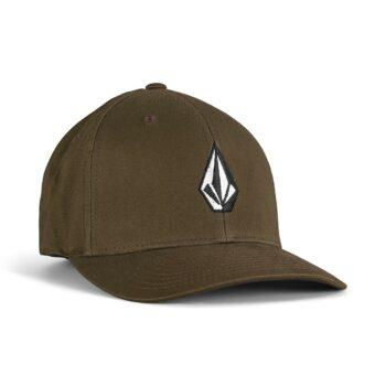 Volcom Full Stone XFit Flexfit Cap - Wren