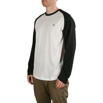 Volcom Pen BSC L/S T-Shirt - Black