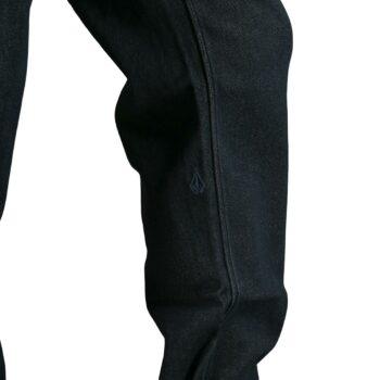 Volcom Solver Denim Jeans - Grey Indigo Rinse