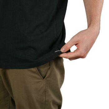 Volcom Stone Strike S/S T-Shirt - Black