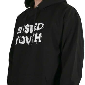 Zero Misled Youth Pullover Hoodie - Black