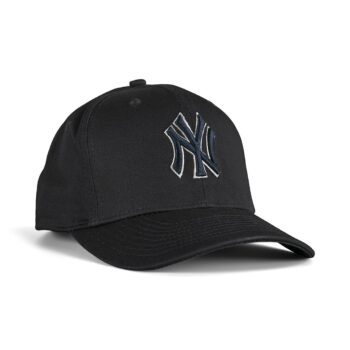 New Era NY Yankees Outline 9Fifty Stretch Snapback Cap - Navy