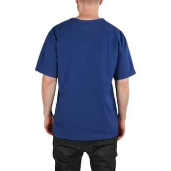 Adidas Shmoo Logo S/S T-Shirt - Victory Blue/White