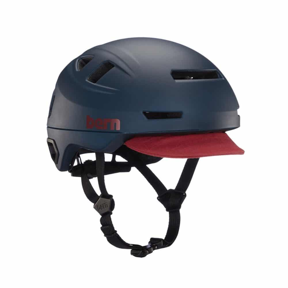 Bern Hudson MIPS Helmet - Matte Navy