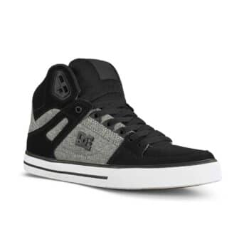 DC Pure High Top WC Shoes - Black/Battleship/Armour
