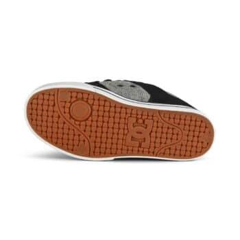 DC Pure Low Top Skate Shoes - Dark Grey/Battleship