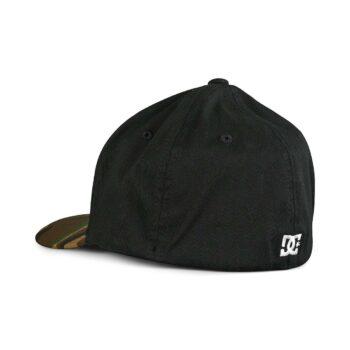 DC Cap Star Seasonal Flexfit Cap - Black/Camo