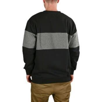 DC Riot Crew Neck Sweatshirt - Black