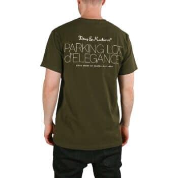 Deus Ex Machina Carby Landie S/S T-Shirt - Forest Green