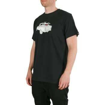 Deus Ex Machina Carby Pickup S/S T-Shirt - Black