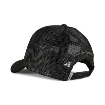 Deus Ex Machina Certified Trucker Cap - Black