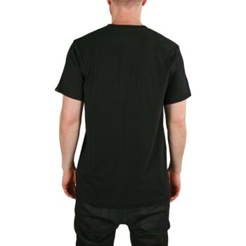 Deus Ex Machina Parilla Wildcat S/S T-Shirt - Black
