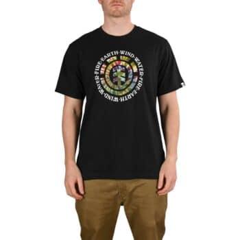 Element Santoro S/S T-Shirt - Flint Black