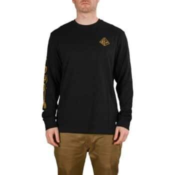 Element x Timber Acceptance L/S T-Shirt - Flint Black