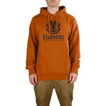 Element Vertical Pullover Hoodie - Glazed Ginger