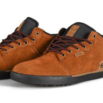 Etnies Jefferson MTW Shoes - Brown/Gold/Black