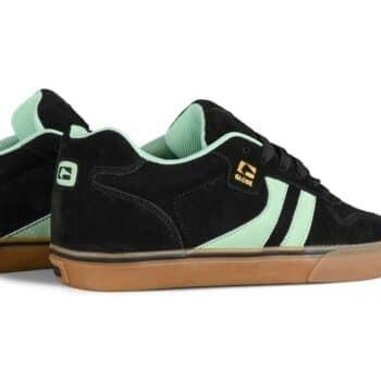 Globe Encore 2 Skate Shoes - Black/Mint