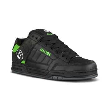Globe Tilt Skate Shoes - Black/Green