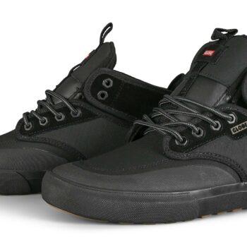 Globe Motley Mid Winterised Shoes - Black/Black/Summit