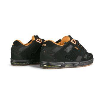 Globe Sabre Skate Shoes - Black/Toffee