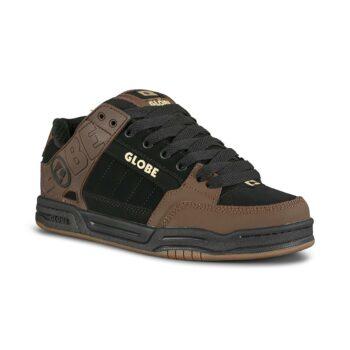 Globe Tilt Skate Shoes - Black/Brown