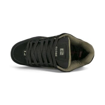 Globe Tilt Skate Shoes - Black/Tiger Camo