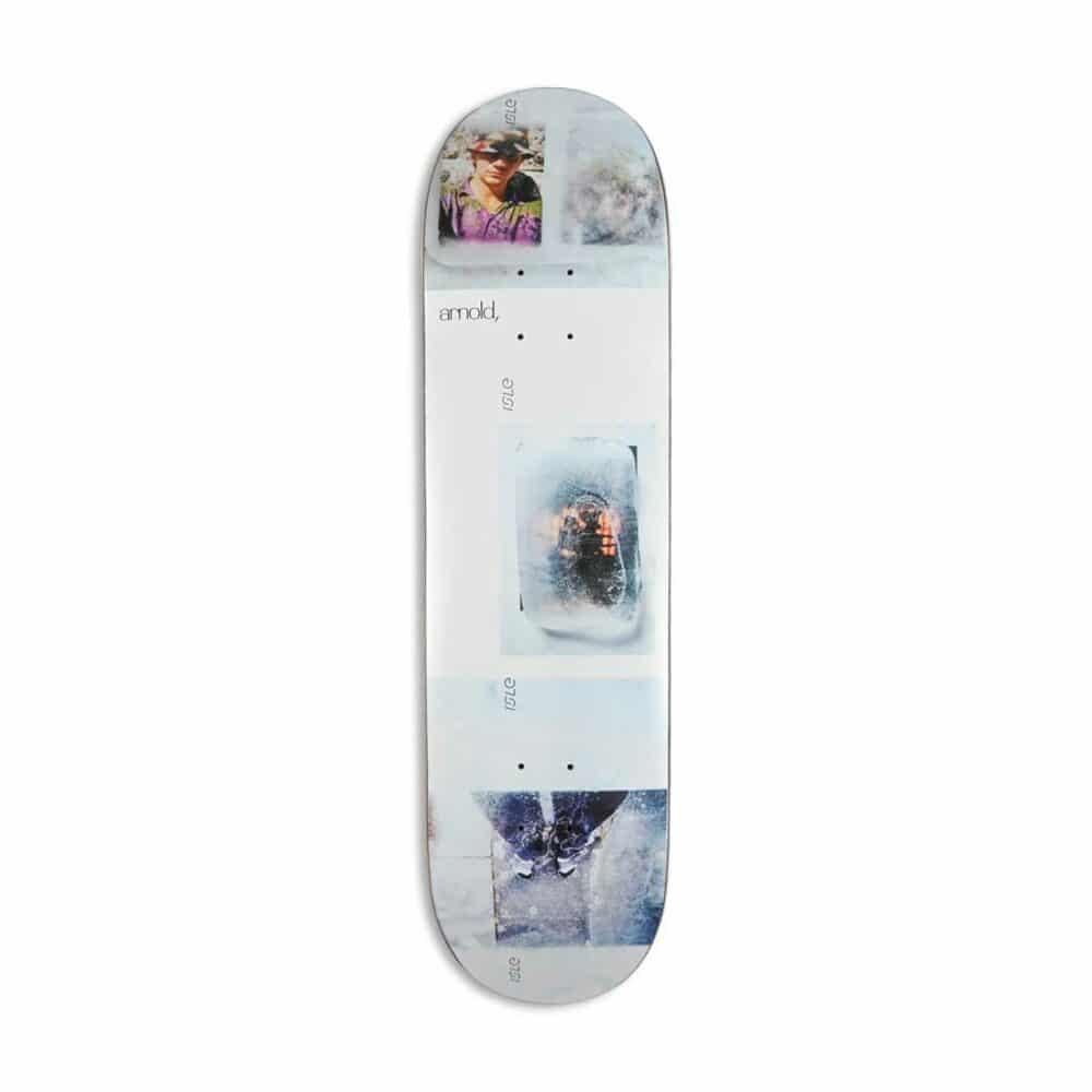 "Isle Mike Arnold Freeze 8.25"" Skateboard Deck"