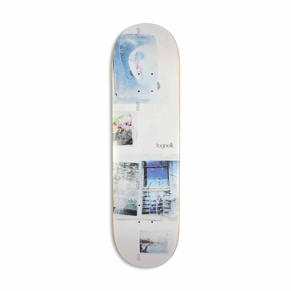 "Isle Sylvain Tognelli Freeze 8.5"" Skateboard Deck"