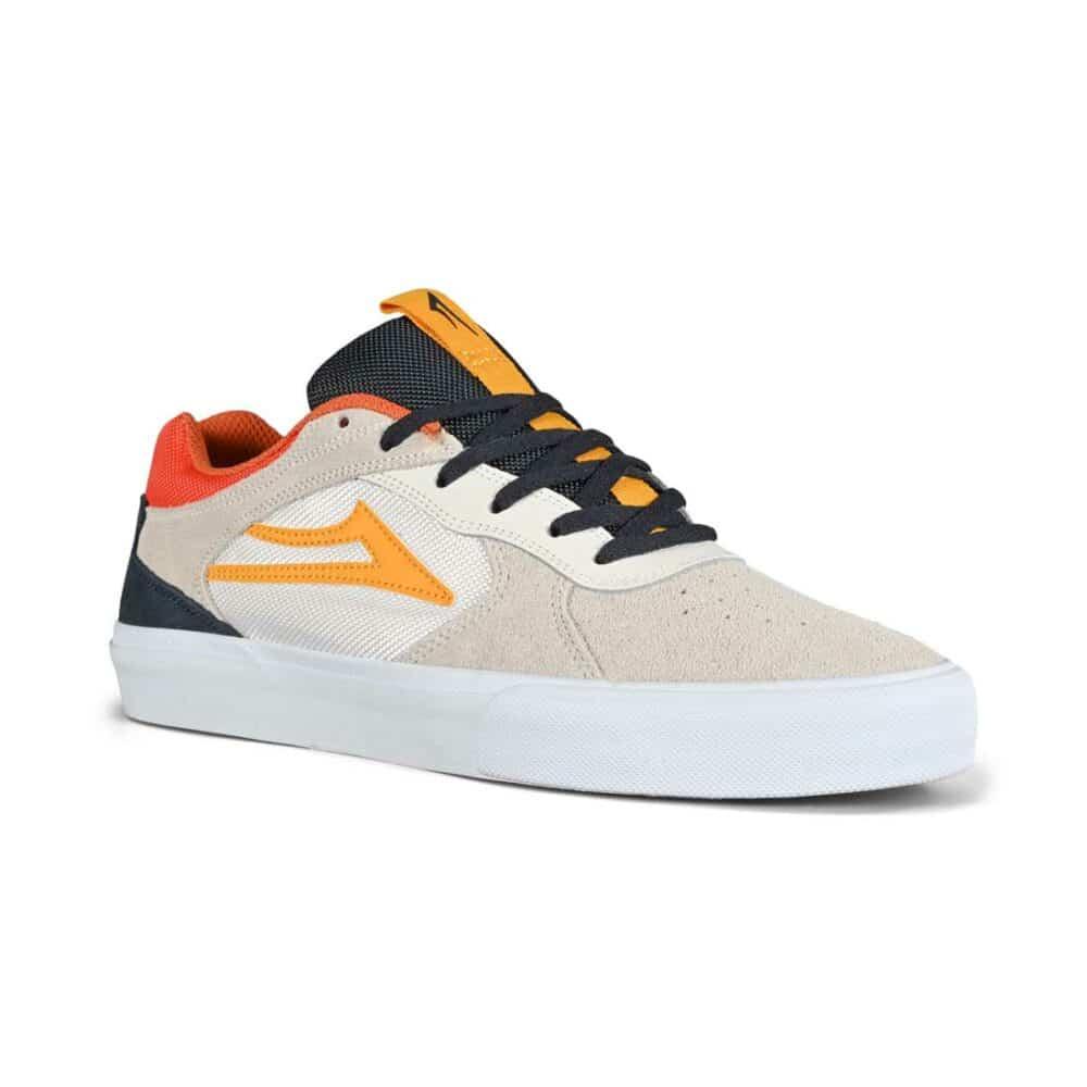 Lakai Proto Vulc Skate Shoes - Multi Suede