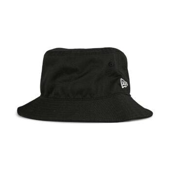 New Era Essential Tapered Bucket Hat - Black