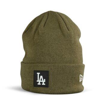 New Era LA Dodgers Cuff Beanie - Green