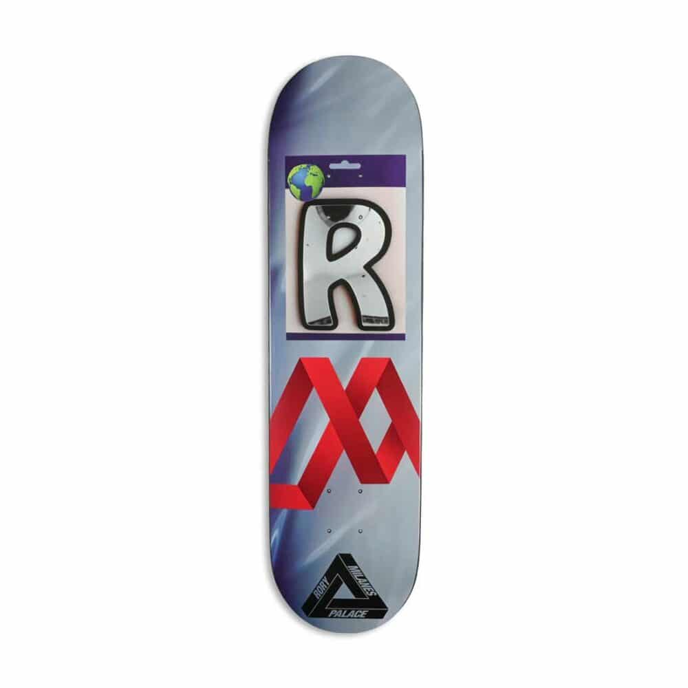 """Palace Rory Milanes Pro S26 8.06"""" Skateboard Deck"""